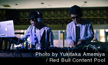 RED BULL MUSIC ACADEMY『LOST IN KARAOKE』